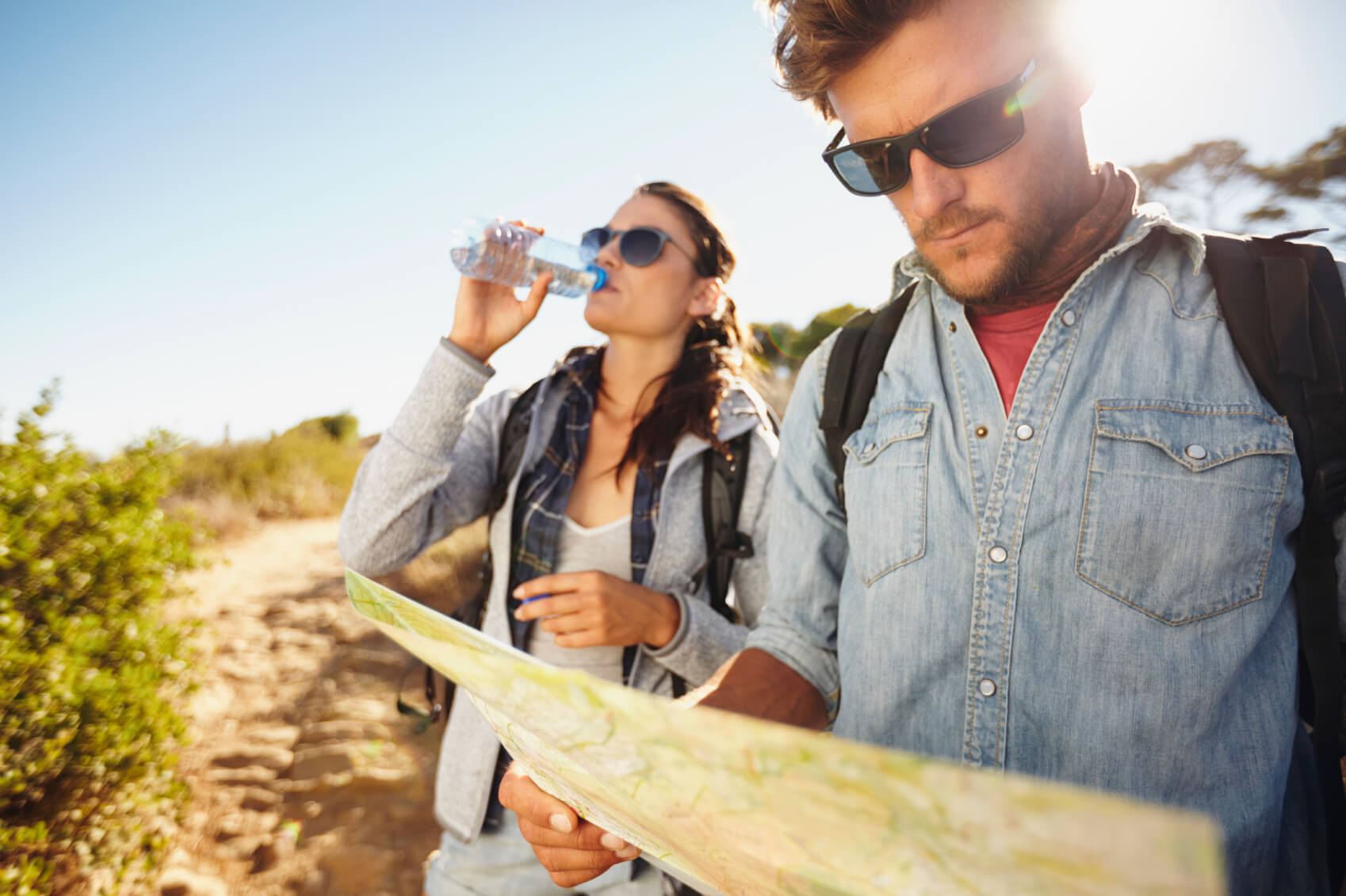 Image result for drink water traveling